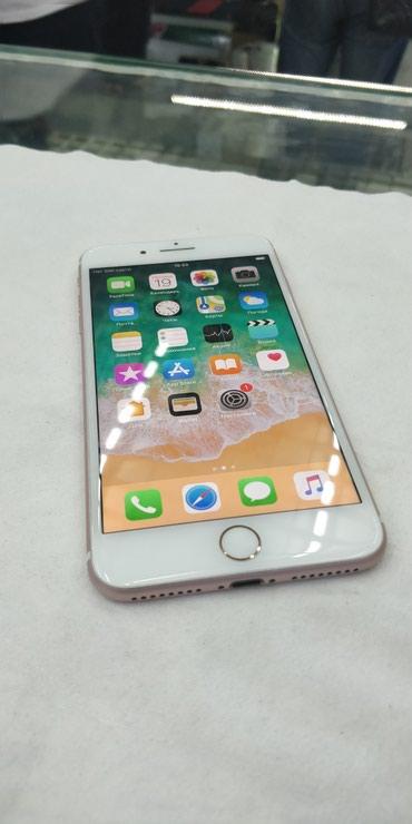 IPhone 7+32GB Rose состояние 10из10.В комплекте в Бишкек