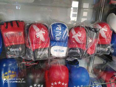 bojcovskie shorty venum в Кыргызстан: Профессиональные кожаные перчатки VENUM, HAYABUSA в спортивном