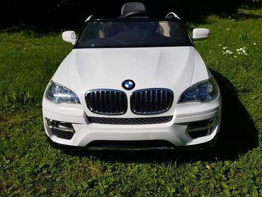 Elektro motor - Srbija: Originalni dizajn inspirisan BMW X6 serijomPunjiva 12V baterijaTraje