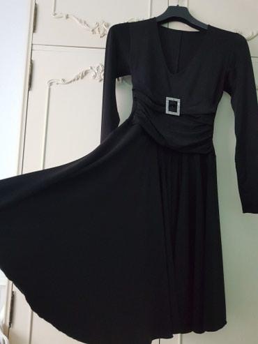 Rasprodaja na profilu!! Haljina sa svetlucavom šnalom.Jednom nošena, - Belgrade