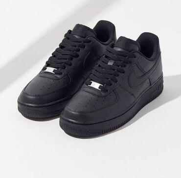 Nike Air Force Black Brojevi 36 i 38 2499 din