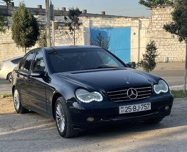 Mercedes-Benz C-Class 2 l. 2001 | 312580 km
