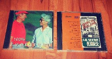 Knjige, časopisi, CD i DVD | Loznica: 100% evergreen / Jazznajveci evergreen i jazz hitovicd evergreen
