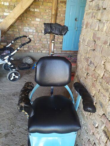 Медтовары - Кара-куль: Стамоталогическое кресло буу (сделано в СССР) электрический гидровличе