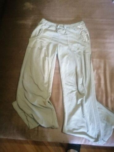 Zimske helanke pantalonemoderna zelena boja esirina - Srbija: Trenerke Boja : zelena Velicina M Cena 450