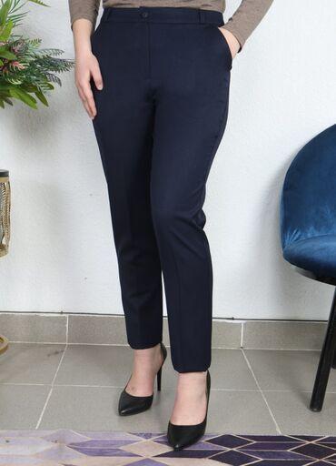 Женские брюки  Размер 44-52 цена оптом 500 сом рабочий карман Телефон