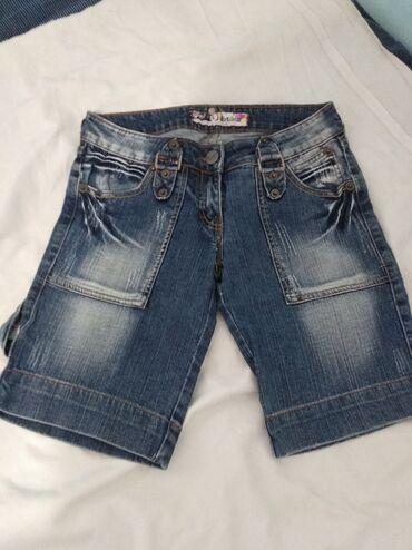 Zenske pantalonica - Srbija: Zenske teksas pantalonice vel na etiketi