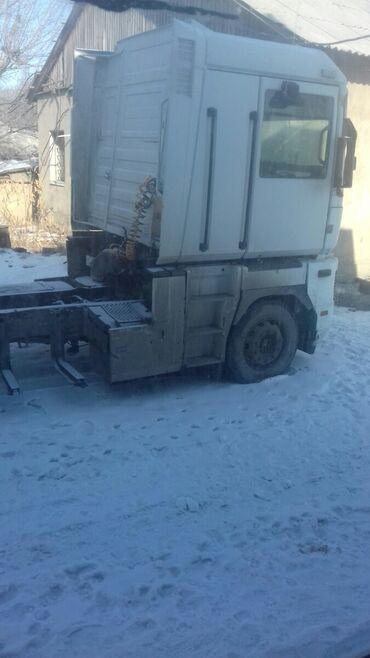 рено логан в Кыргызстан: Срочно продаю рено магнум 2001год без ленивца тягач