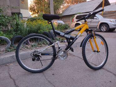 Спорт и хобби - Мыкан: Велосипед! Немецкий велосипед. Размер рамы L. Рама железная. Радиус