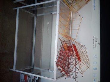 Bakı şəhərində suse vitrinler magazalar ucun