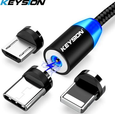 usb led traka za tv - Azərbaycan: Magnitli LED Ishigli USB CableKEYSION Marka Magnetic LED USB Zaryatka