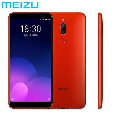 "meizu xiaomi - Azərbaycan: Küresel sürüm MEIZU 6 T  4G LTE 2 GB RAM 16 GB ROM Octa Çekirdek 5.7 """