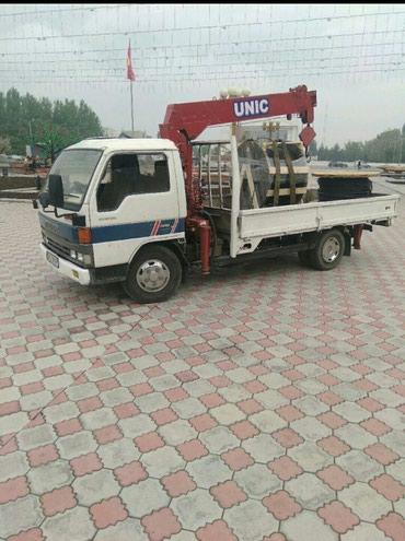 Услуги Манипулятора авто вышки  в Бишкек