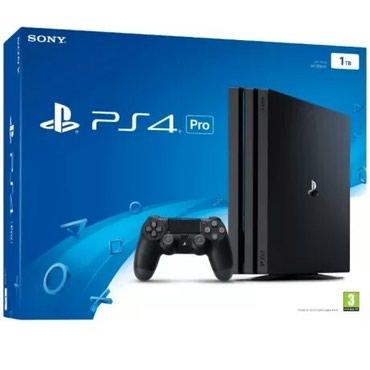 Bakı şəhərində PS4 PlayStation Pro tezedi