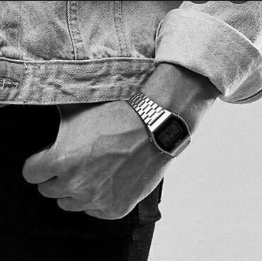 Личные вещи - Майлуу-Суу: Скромные унисекс часы от casio модель в-640-wd-1a классик и стиль год
