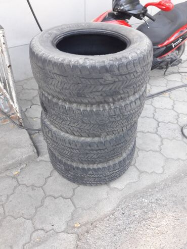 шины 265 65 r17 в Кыргызстан: 265.65 R17 4 шт 3000 т. сом