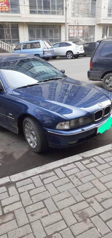 BMW 520 2 л. 1999 | 250000 км