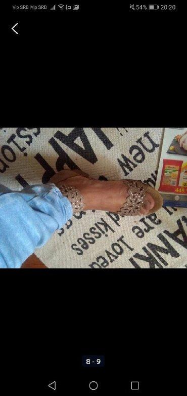 Ženska obuća | Sombor: Rieker sandale, stanje extra 37 broj