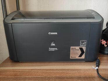 Продается принтер Canon L111 21E. Чёрно-белая печать. В отличном