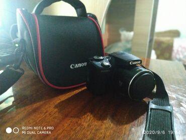 Фото и видеокамеры - Кок-Ой: Продаю цифровой фотоаппарат Canon