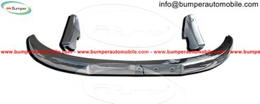 Mercedes 300SL years (1957-1963) bumpers stainless steel in Amargadhi  - photo 2