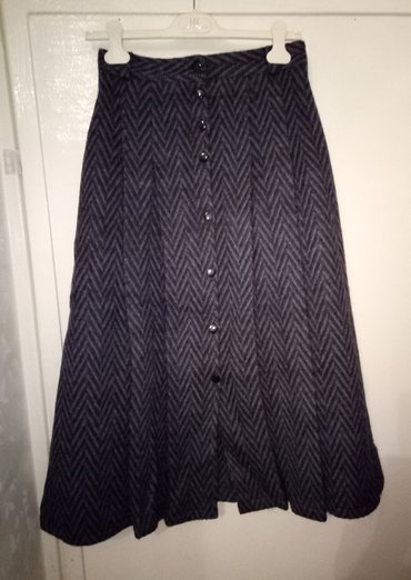 Продаю драповую очень теплую юбку в Бишкек