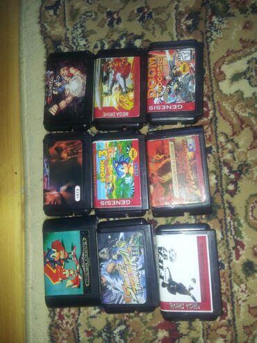 Sega kasetleri biri 20 manat
