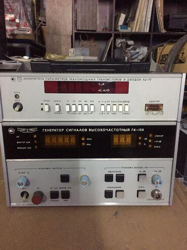 электронные термометры в Кыргызстан: Продаю два электронных прибора,Бишкек