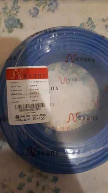 908 elan:   Elektrik kabel   Türkiyə   Zəmanət
