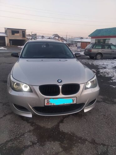 bmw 3 j serii в Кыргызстан: BMW 5 series 3 л. 2008 | 147000 км
