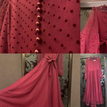 Платья в Чаек: Продаю платье. S размер. Цена :1500сом. Тел