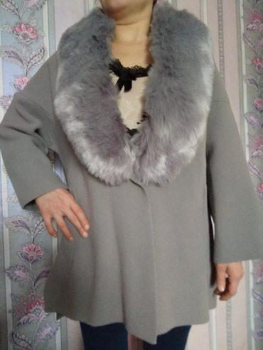 Продаю или меняю полу пальто р.48-50 новый цена 1600с. в Бишкек