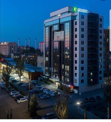9 мик в Кыргызстан: Продаю офисное помещение ( арендный бизнес) в Бизнес центре Виктори