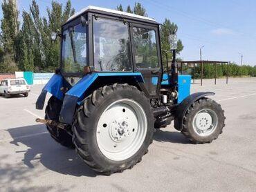 Транспорт - Таджикистан: Продам трактор МТЗ 82.1 2013 г. В с балочным мостом! С документами