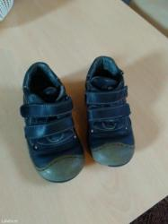 Bez cipele - Srbija: Ocuvane cicibanove cipele za decaka broj 26 bez ostecenja