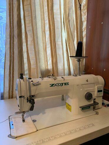 Электро швейная машинка - Кыргызстан: Швейная машинка, прямострочка. Первые и единственные хозяева, брали