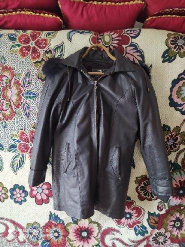 Находки, отдам даром - Мыкан: Куртка коженная женская Отдам даром