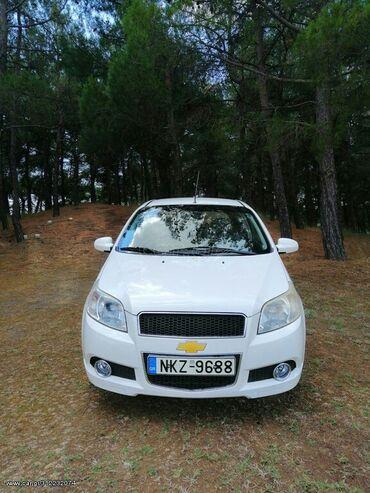 Used Cars - Greece: Chevrolet Aveo 1.4 l. 2009 | 130000 km