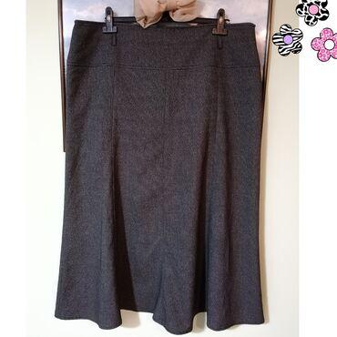 Vivente lepa suknjavel 54. Suknja je za jesen/zimu.  Nema oštecenja