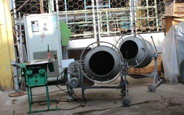 БетономешалкаМощность двигателя - 1,1 кВт (трехфазный двигатель)объем