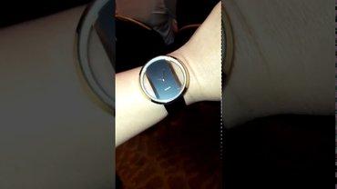 Очень модные прозрачные часы. Механизм seiko в Бишкек