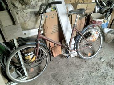 Велосипед салют 2000 сом  в Бишкек