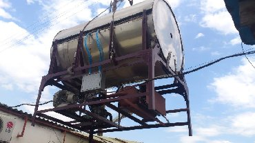 шредеры продольный универсальные в Кыргызстан: Универсальная барабанная жарочно-сушильную печьПечь предназначена для