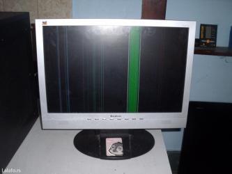Viewsonic 20 inchni monitor model:va 2012w neispravan kao sto se vidi - Kraljevo