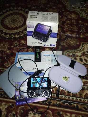 видеокамера sony z7 в Кыргызстан: Продаю PSP go состояние отличное, консоль прошитая, закачаны игры, вну