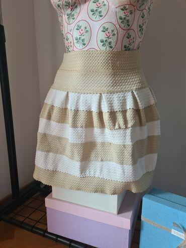 bershka bluza u Srbija: Suknja A kroj, velicina S - M Ima elastina i rajsfeslus