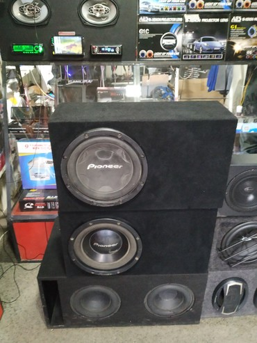 Автоэлектроника - Кок-Ой: Pioneer 306 dvc 305 c
