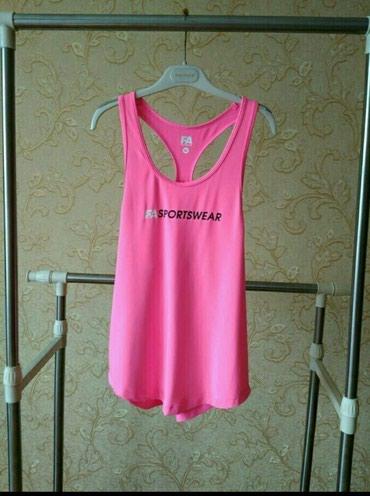 FAsportswear  майка новая для тренировок, в Бишкек