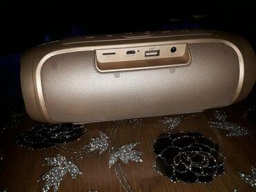 Muzicka-linija - Srbija: Bluetooth zvucnik na prodaju nov zvucnik koriscen nedelju dana prodaje