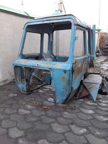 Транспорт - Каирма: Продаю кабину на Мтз 80 82 стёкла есть резинки все новые только нету